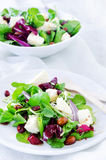 Fresh healthy green salad for lunch dinner Stock Photo