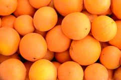 Spanish oranges. royalty free stock image