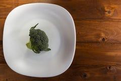 Fresh and healthy organic broccoli Stock Photos