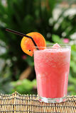 Fresh healthy refreshing tomato smoothies Royalty Free Stock Photography