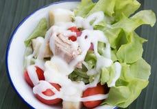 Fresh healthy salad Royalty Free Stock Photo