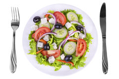 Fresh healthy salad Stock Photography