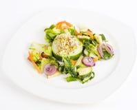 Fresh and healthy salad Royalty Free Stock Photo