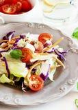 Fresh and Healthy Salad stock photo