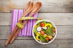 Fresh healthy salad Stock Photography