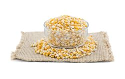 Sweet Corn Seed. Fresh and Healthy Sweet Corn Seed Royalty Free Stock Photography