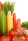 Fresh healthy vegetables Royalty Free Stock Images