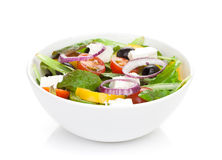 Fresh healty salad Royalty Free Stock Photography
