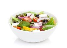 Fresh healty salad Royalty Free Stock Photography