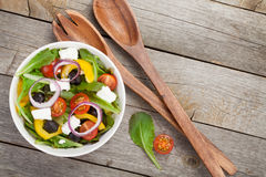 Fresh healty salad Royalty Free Stock Image