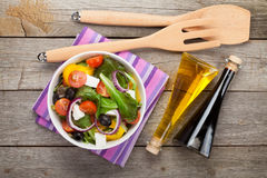 Fresh healty salad Stock Images