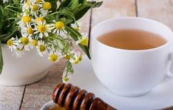 Fresh herbal tea Royalty Free Stock Photography