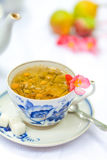 Fresh herbal tea Stock Photography