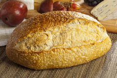 Fresh Homade Rustic French Bread Royalty Free Stock Photography