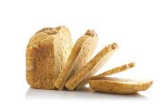 Fresh home-made whole wheat bread Stock Photo
