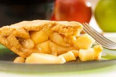 Fresh homemade apple pie Stock Photo