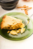 Fresh homemade apple pie Royalty Free Stock Photography