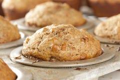 Free Fresh Homemade Bran Muffins Stock Image - 27081381