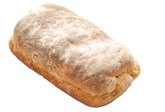 Fresh homemade bread Stock Image