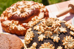 Fresh homemade bread Royalty Free Stock Photography