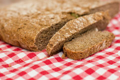 Fresh homemade bread Royalty Free Stock Images