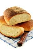 Fresh homemade bread. Royalty Free Stock Photography