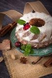 Fresh Homemade cake Stock Photo