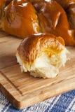 Fresh Homemade Challah Bread Stock Photography