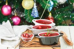 Fresh homemade chicken liver pate rabbit, goose. With cranberry sauce. Gourmet Holiday appetizer. Christmas. New year. Selective focus stock photography