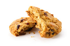 Fresh homemade cookie Royalty Free Stock Image