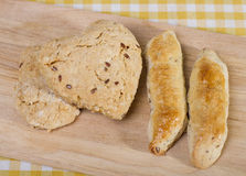 Fresh homemade cookies traditional sweets Stock Photography
