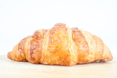 Fresh homemade croissants Royalty Free Stock Images