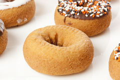 Fresh Homemade Donuts Royalty Free Stock Image