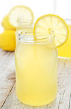 Fresh homemade lemonade Royalty Free Stock Image