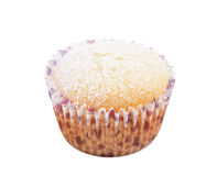 Fresh homemade Muffin isolated Royalty Free Stock Image