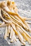 Fresh homemade pasta Royalty Free Stock Photo
