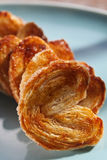 Fresh homemade pastry Royalty Free Stock Images