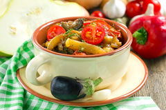 Ratatouille Royalty Free Stock Photo
