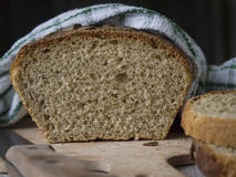 Rye Bread Royalty Free Stock Photo