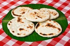 Fresh Homemade Sri Lankan Pol Rotti Royalty Free Stock Photography