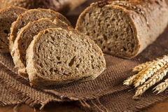 Fresh Homemade Whole Wheat Bread Royalty Free Stock Images
