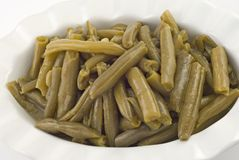 Free Fresh Homestyle Green Beans Stock Photography - 8587782
