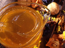 Fresh honey Royalty Free Stock Photo