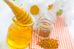 Fresh honey Royalty Free Stock Images