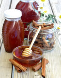 Fresh honey. Royalty Free Stock Photography