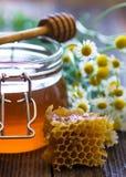 Fresh honey Stock Image