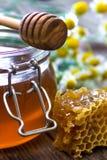Fresh honey Royalty Free Stock Photography