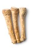 Fresh horseradish root Stock Images
