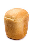 Fresh hot home-made bread from an electric oven Stock Photo