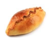 Fresh hot tasty pie Royalty Free Stock Photography